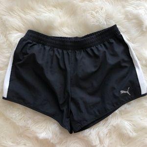 NWOT Puma running shorts large athletic shorts